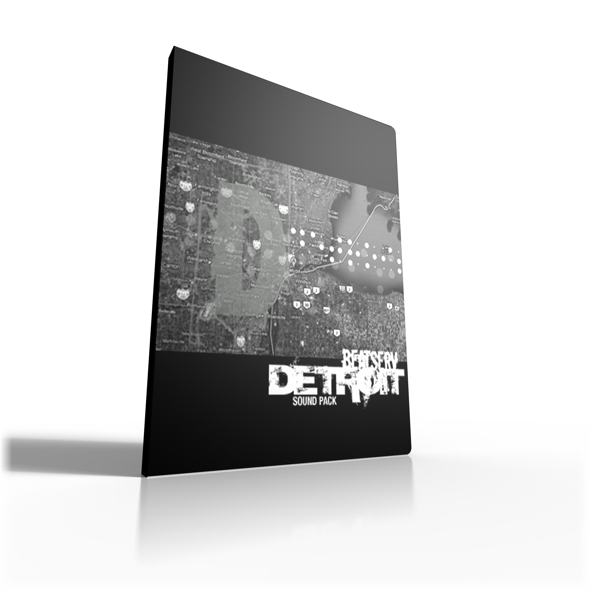 Beatserv: Detroit Sound Pack