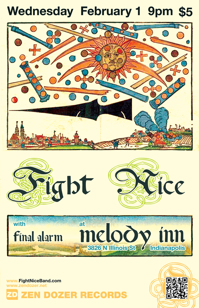 Fight Nice Melody Inn