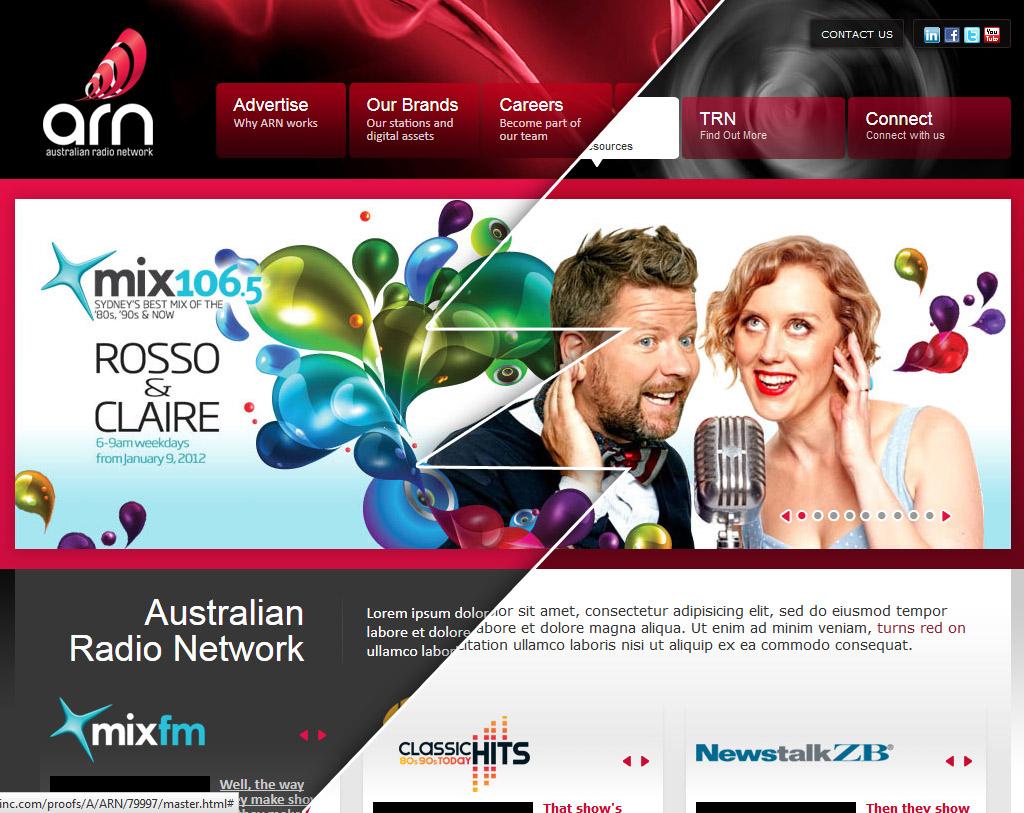 ARN/TRN corporate sites