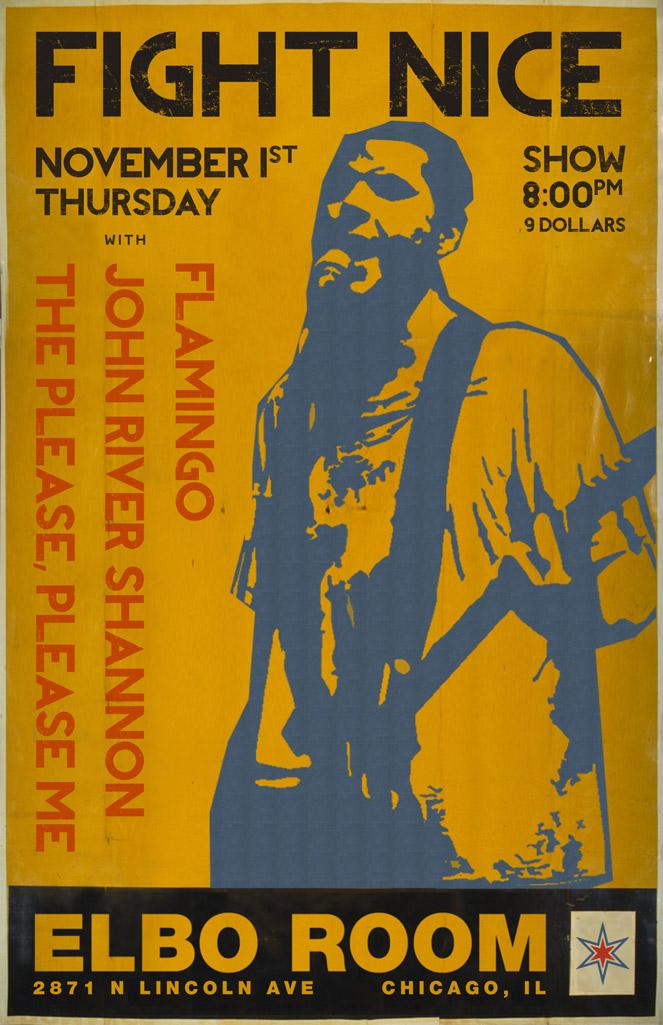 Elbo Room poster