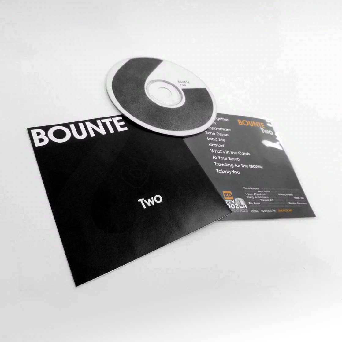 Bounte: Two CD